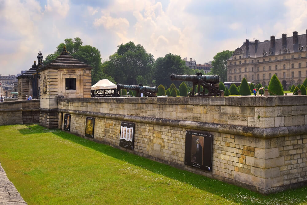 the national military museum of France