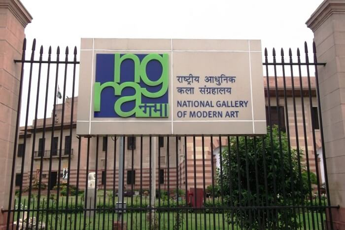 National_Gallery_of_modern_art_DELHI_
