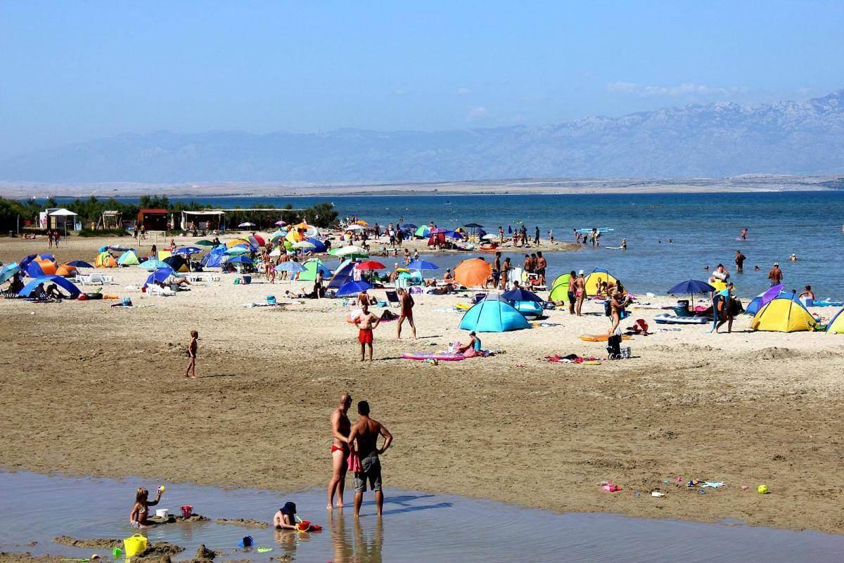 Nin Beach Croatia