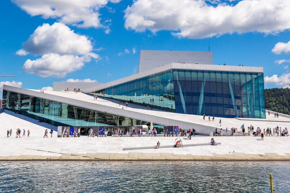 Norwegian Opera and Ballet House