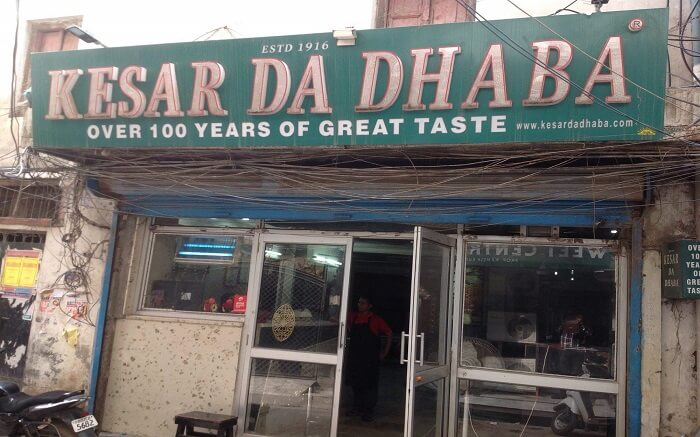 Popular eateries - To relish delectable Amritsari cuis