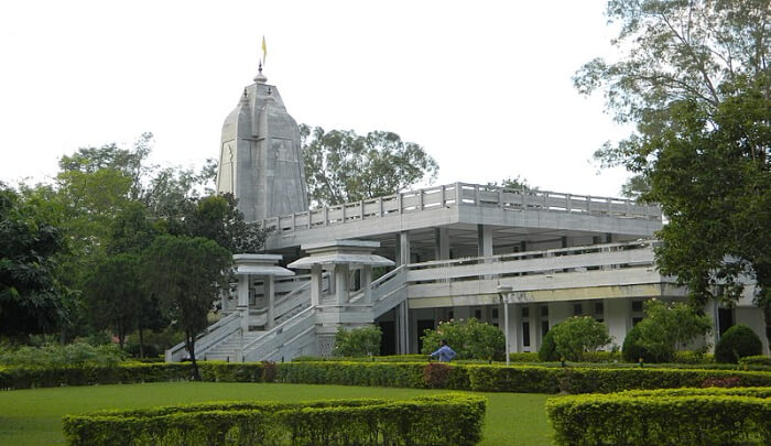 Radha Krishna Ashram Temple in Dibrugarh, Assam