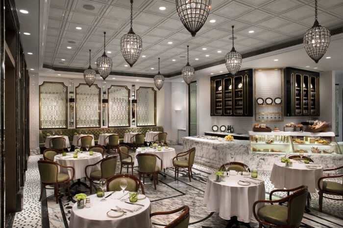 Hotel Ritz - Carlton in Macau