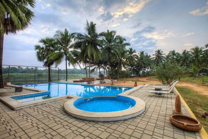 River Roost Resort mangalore