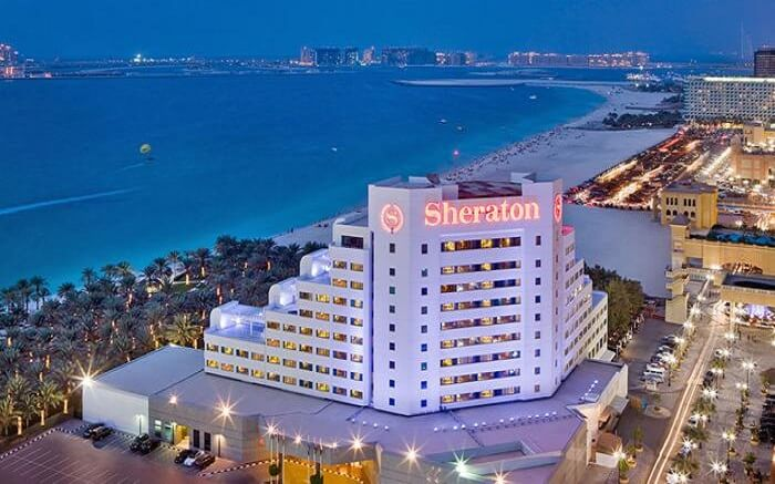 Sheraton Abu Dhabi Hotel & Resort - Grandeur at a friendly budget