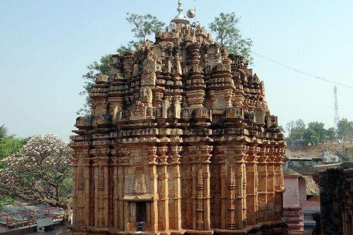 Shri Ramakrishna Temple in Belgaum, Karnataka