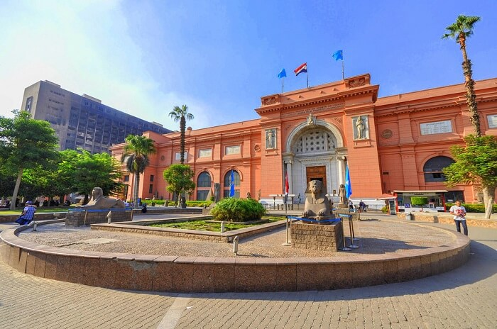 Take a guided tour of Egyptian Museums