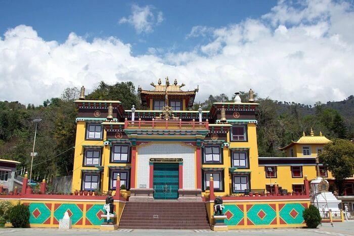 Tashi Jong Monastery