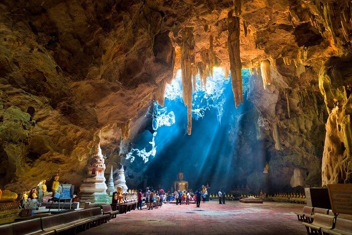 Tham Luang Cave thailand