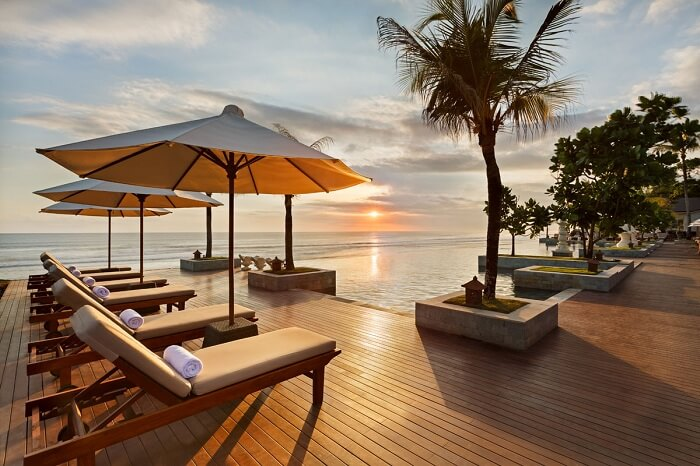 some of the best resorts in Seminyak