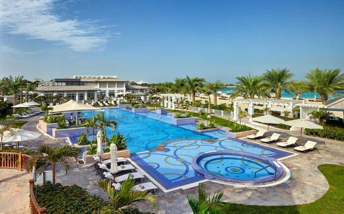 The St. Regis Abu Dhabi - Unmatchable views around