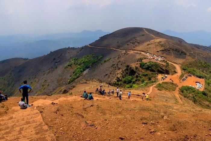 Mullayanagiri is Karnataka's highest peak