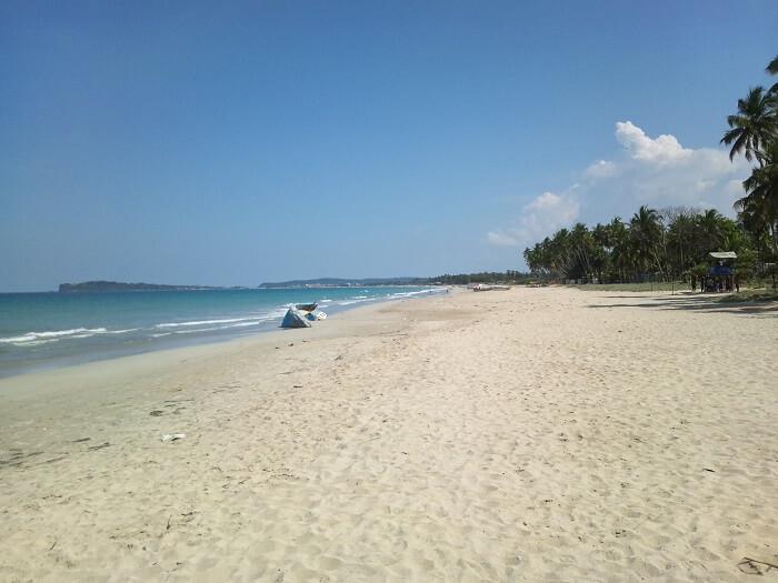 Uppveli Beach