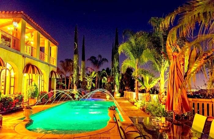 Villa Sophia LA