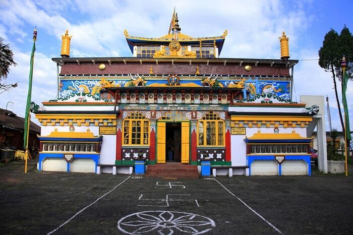 Visit Old Ghoom Monastery