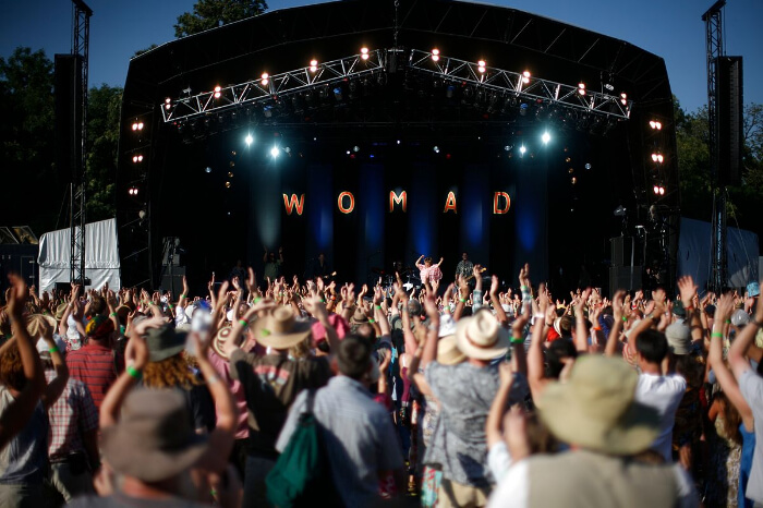 WOMAD Festival in NZ