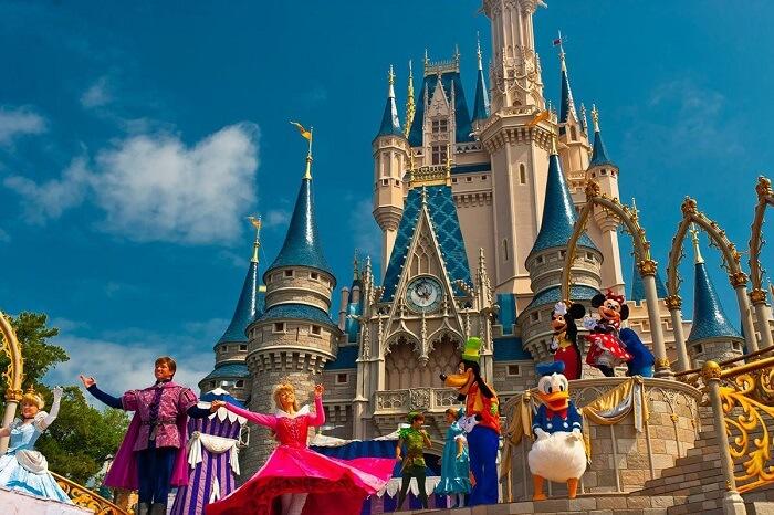 Walt Disney Magical World
