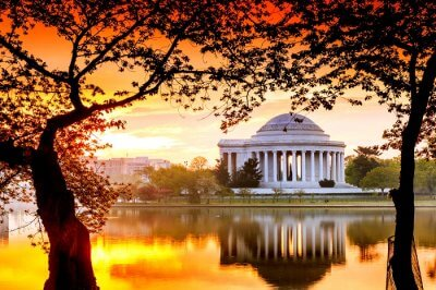 jefferson memorial in washington