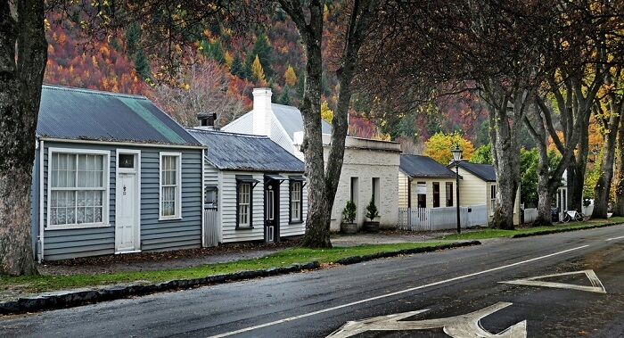 Magnificent Arrowtown, Queenstown