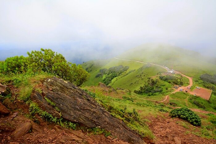 best time to visit Mullayanagiri is from September to April