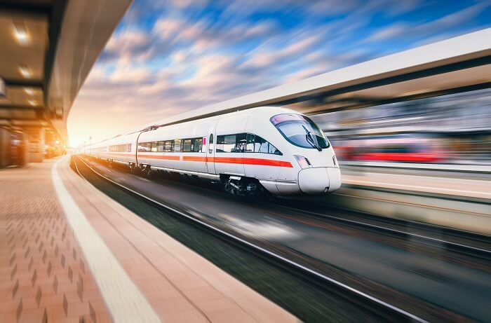 bullet train news
