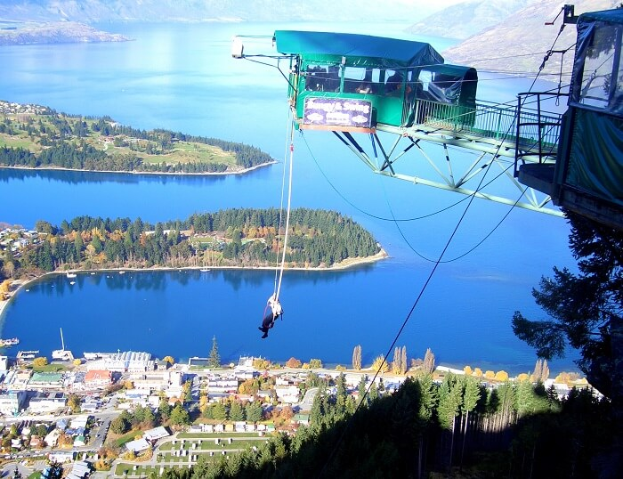 Bungee Jumping , Queenstown