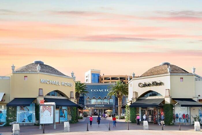 Citadel shopping complex