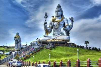 cover image places to visit in murudeshwar