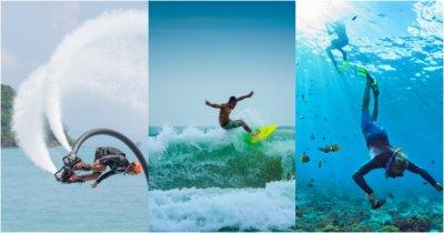 Water sports in Phuket