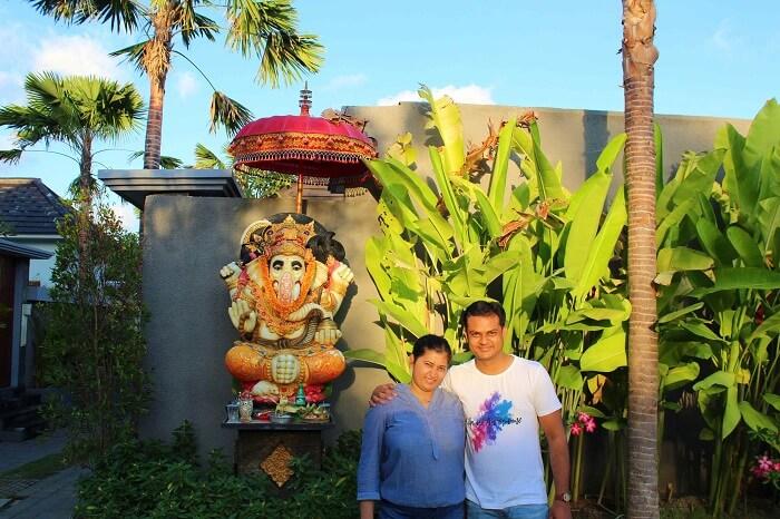 anniversary trip to bali