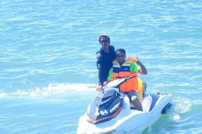 bali jet speed boat ride