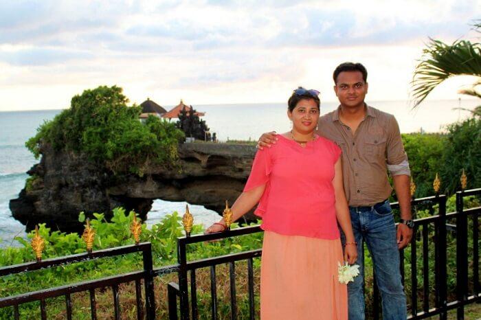 anniversary trip bali