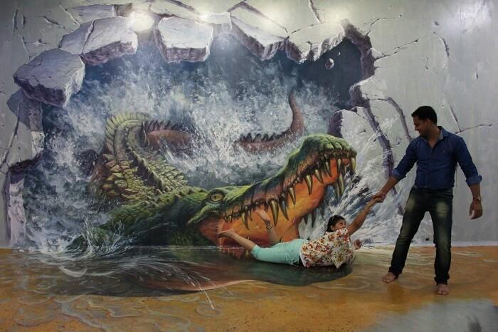 Dream Museum Zone in bali