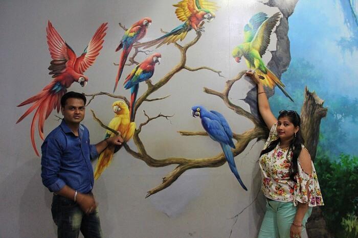 Dream Museum Zone bali