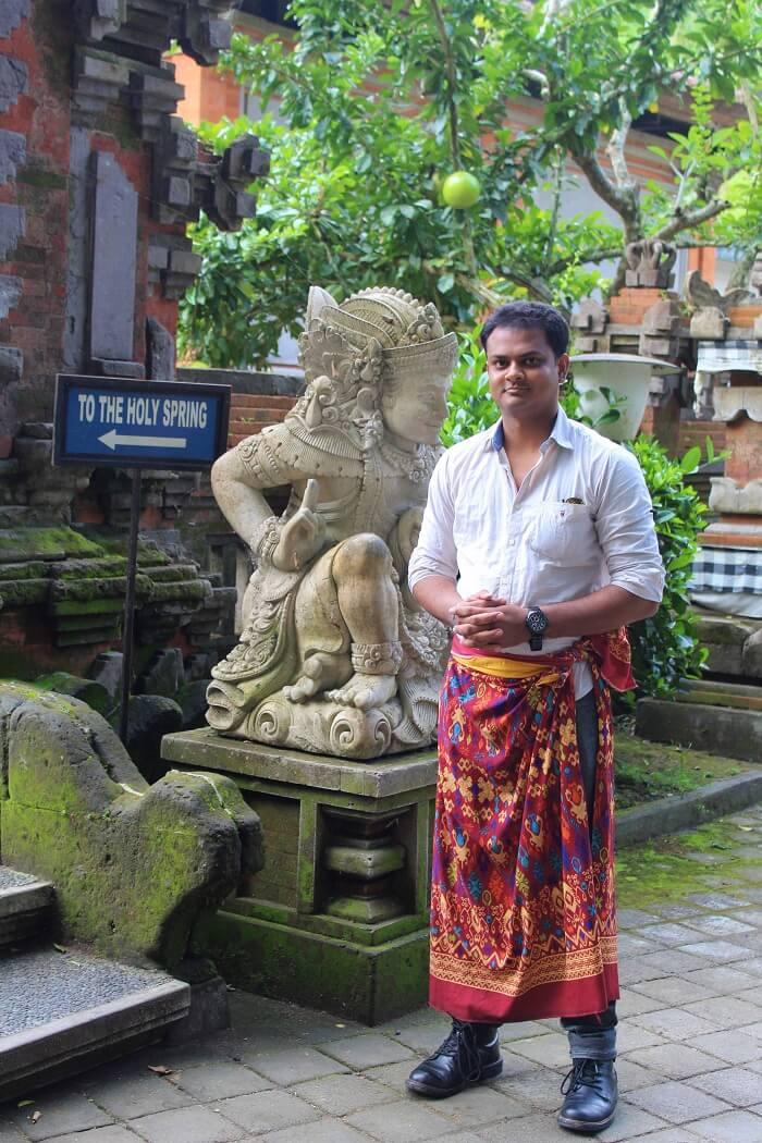 visit to kintamani
