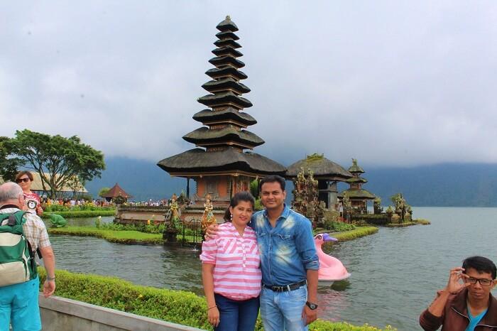 Pura Ulun Danu Bratan temple visit
