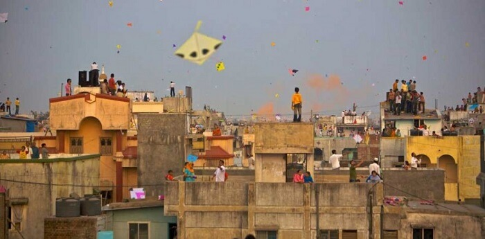 kite flying jaipur