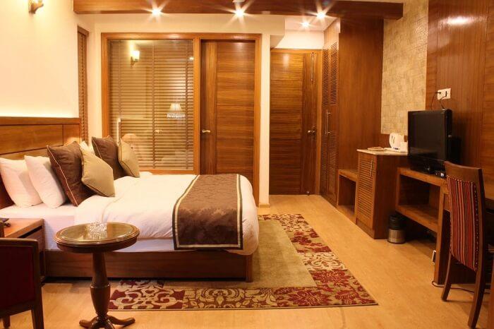 room in resort ranikhet