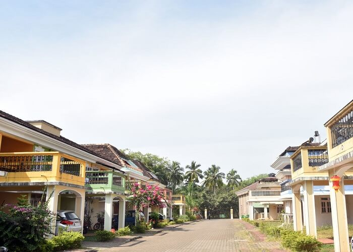 villas in south goa