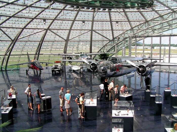 hangar 7 museum