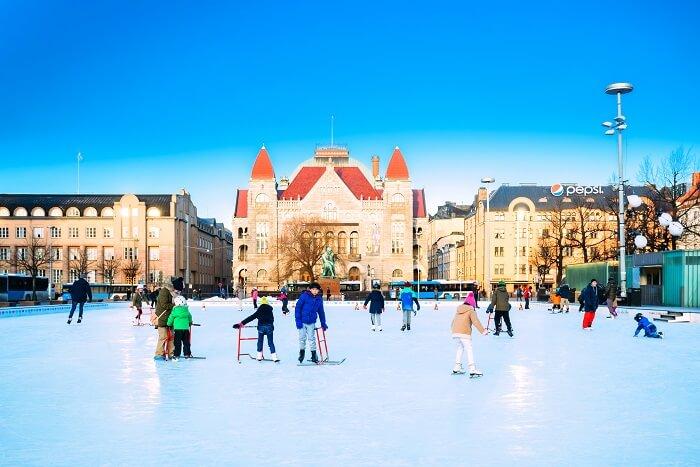 cover skating in helsinki