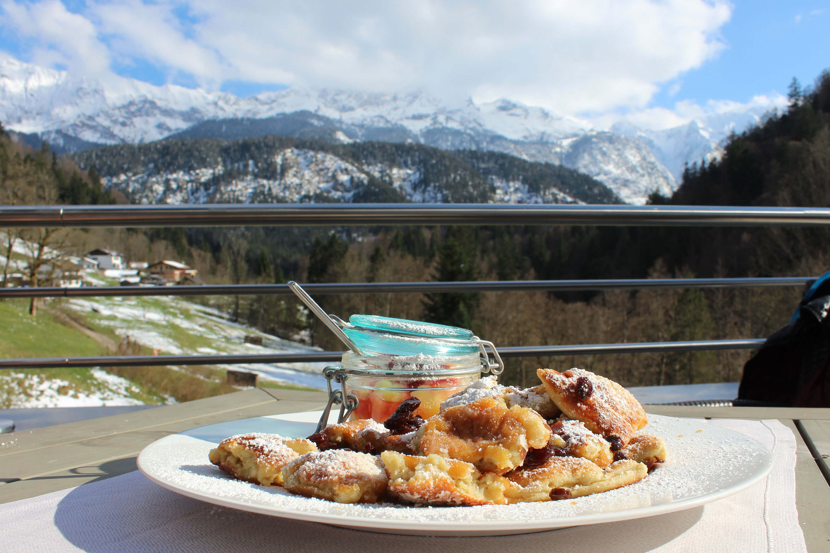 a part of traditional Austrian food