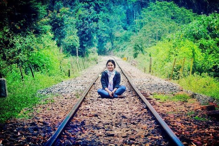 kanika ooty trip nilgiri mountain railway track