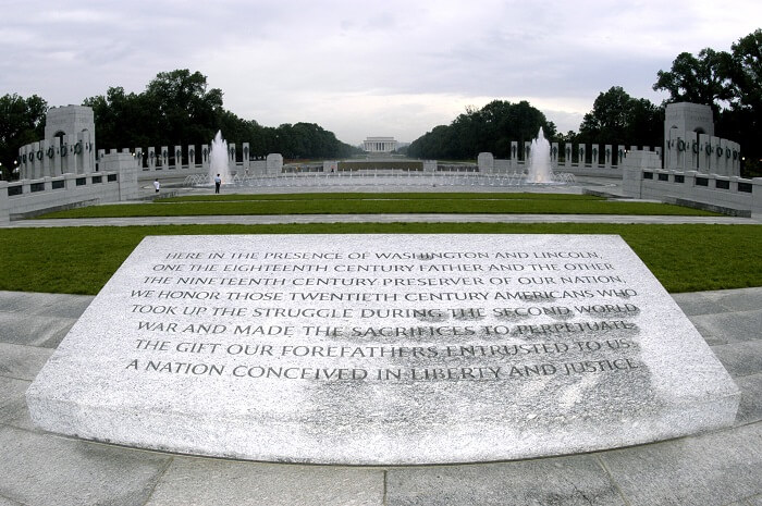 National World War Memorial