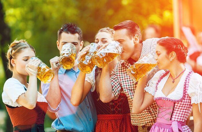 oktoberfest europe festival