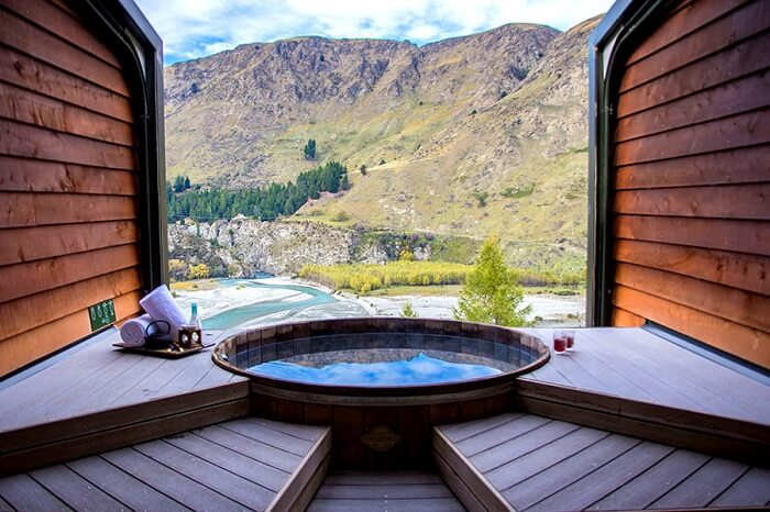 Onsen Hot Pools and Spa, Queenstown