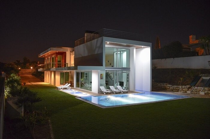 Palamres Beach Villa