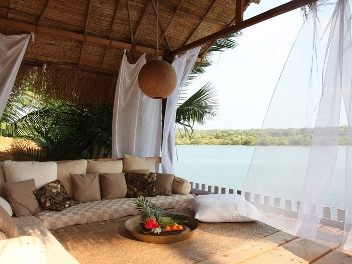 Balcony by Talpona River