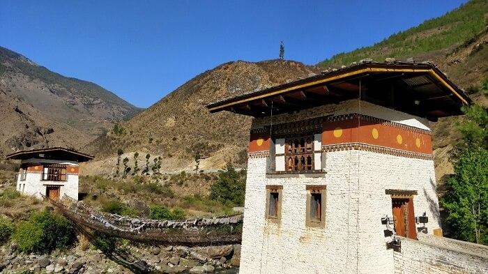 rohit bhutan family trip travelogue gompas