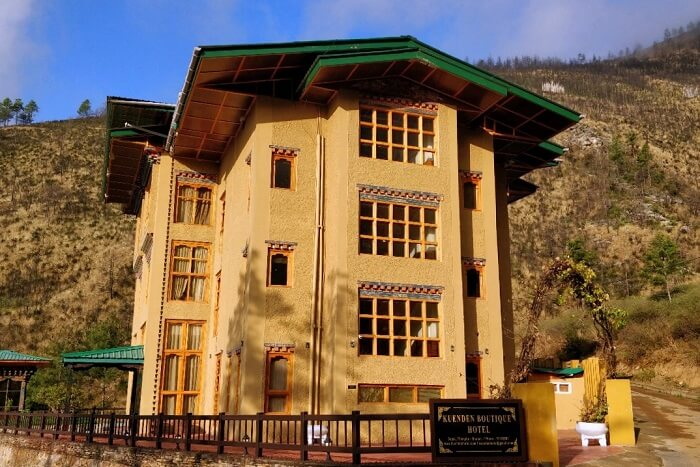rohit bhutan family trip travelogue thimphu hotel